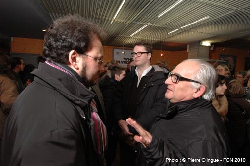 Avec Nicolas Winding Refn