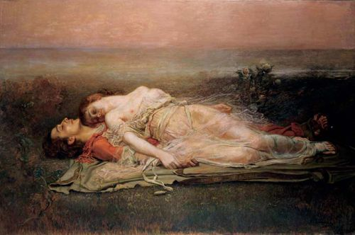 06. de Egusquiza, Rogelio - Tristan And Isolde.1910