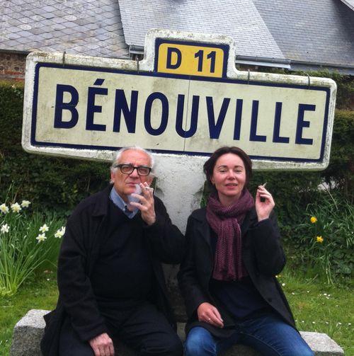 Les méfaits du tabac à Bénouville
