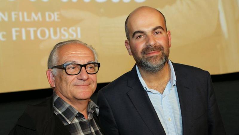 Avec Marc Fitoussi