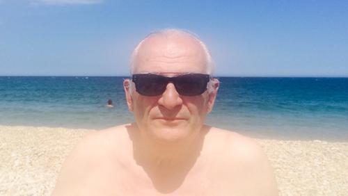 Claude sous le soleil