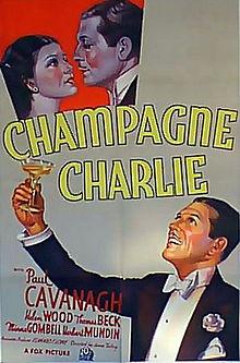 Champagne Charlie(1936)