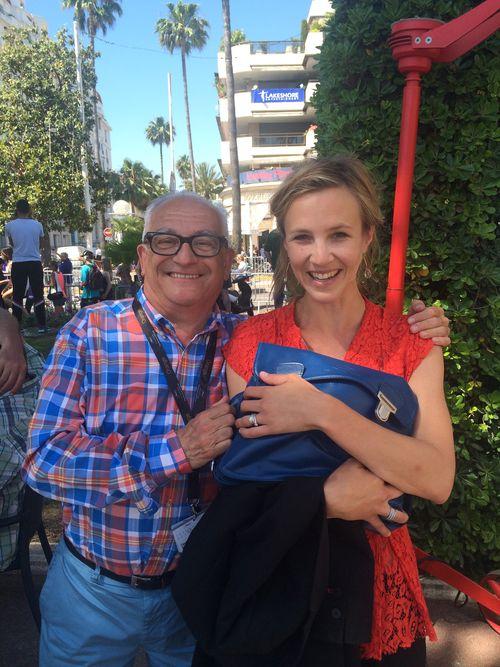 Avec Marie Cannes 2015 4
