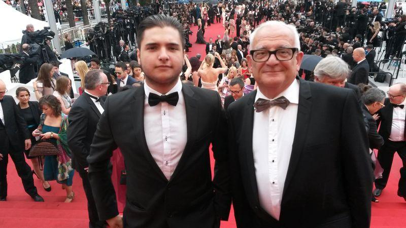 Claude et Diego Cannes 2015