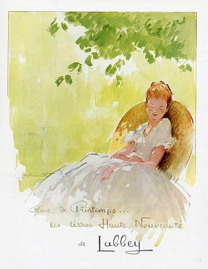 A. Pécoud Printemps