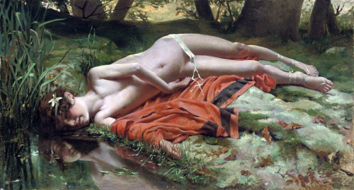 Conda De Satriano, Narciso, (1893) via 1000 quadri