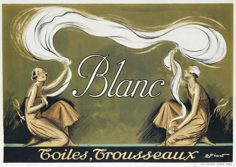 A.Pécoud 1920:25 Le Blanc