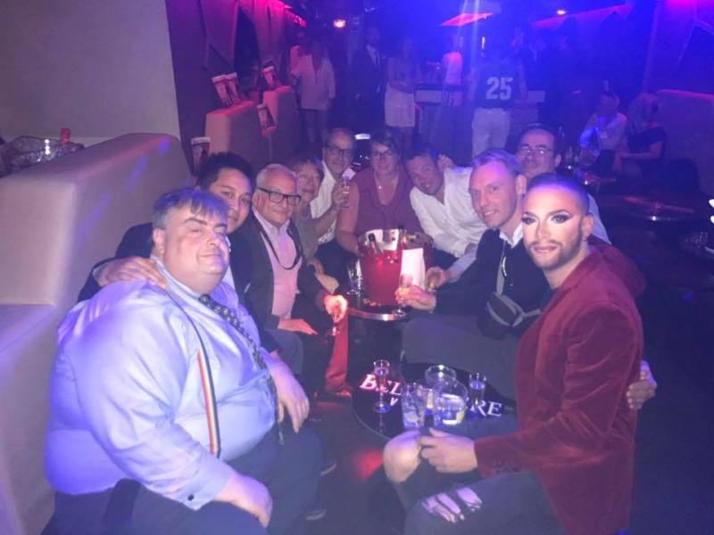 Cannes Claude cabaret