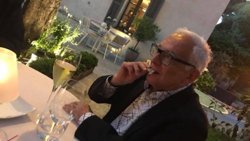 Cannes Claude grignotte