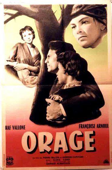 Orage 1954 (bis)