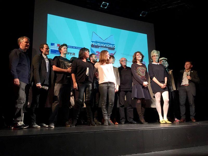 11 22 2014 International musicvideo festival
