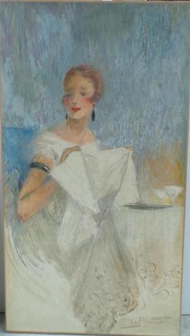 Élégante 1 1920
