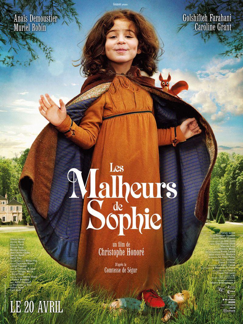 Les malheurs de Sophie 2016.