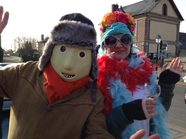 Carnaval Claude
