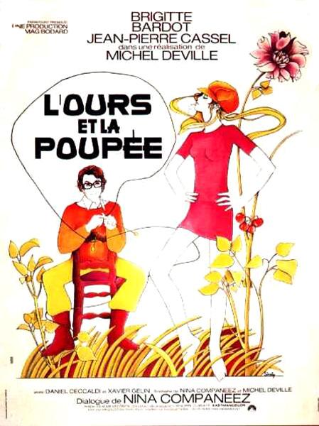 Affiche.L-Ours-et-la-poupee.9425