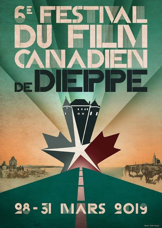 Affiche Festival de Dieppe
