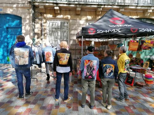 Vide grenier 2019 stand de Florent