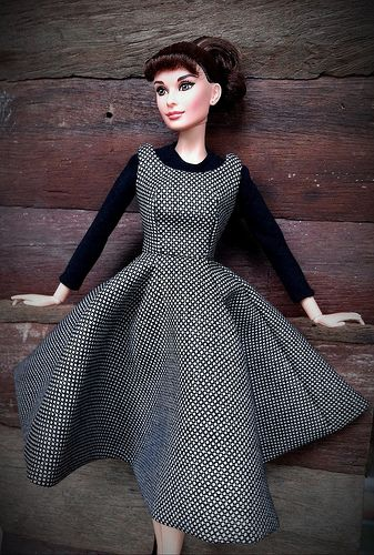 Audrey barbie-girl