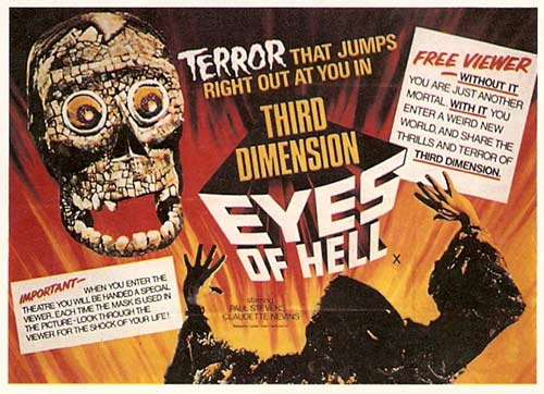 Mask 1961 movie poster