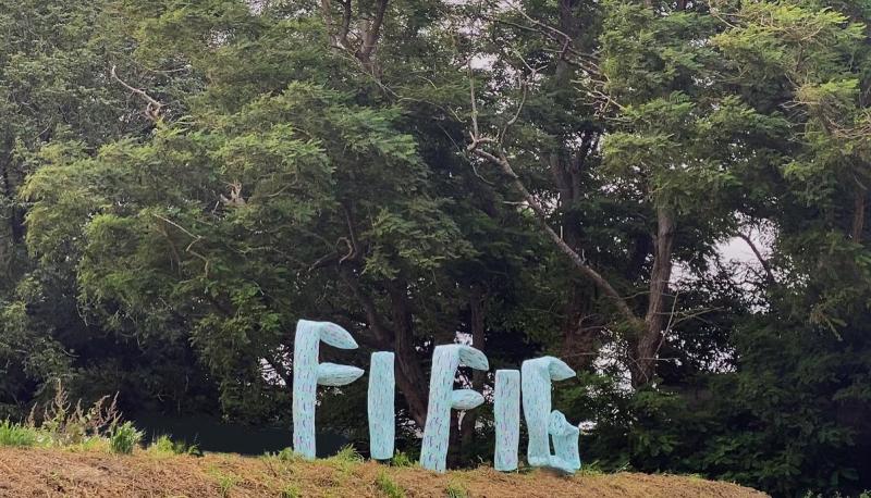 FIFIG logo 3D